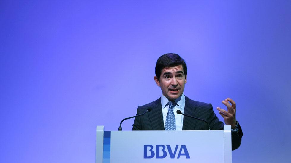 El BBVA duplicó sus beneficios y ganó 2.759 millones de euros hasta junio