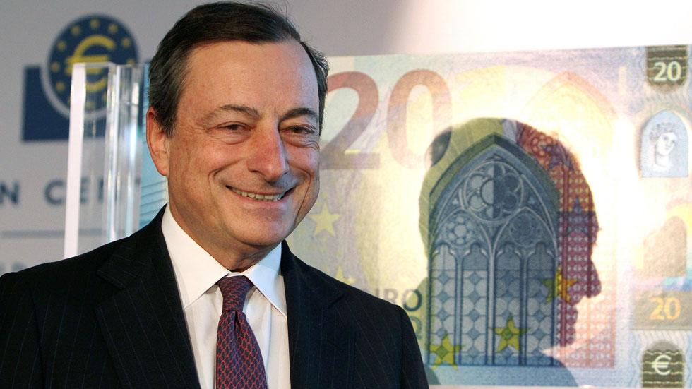 El BCE ha iniciado este lunes las compras de deuda pública