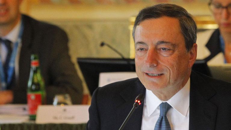 El BCE mantiene tipos y comprará activos este mes de octubre