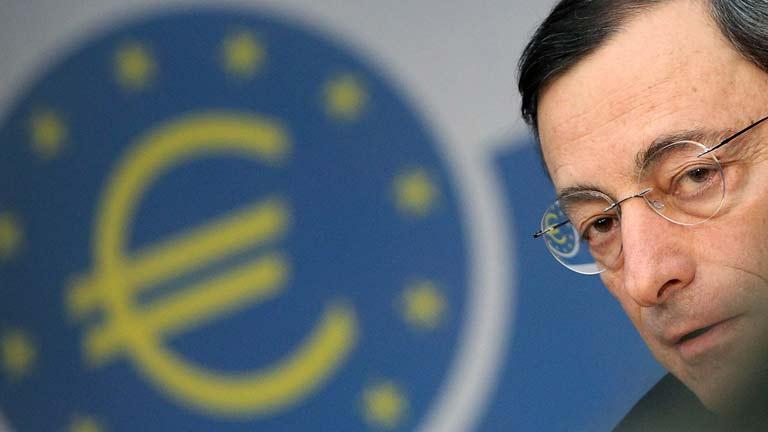 El BCE rebaja los tipos de interés al 1,25% en el estreno de Draghi