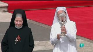 El día del Señor - Misa de beatificación de Juan Pablo II, 2 parte