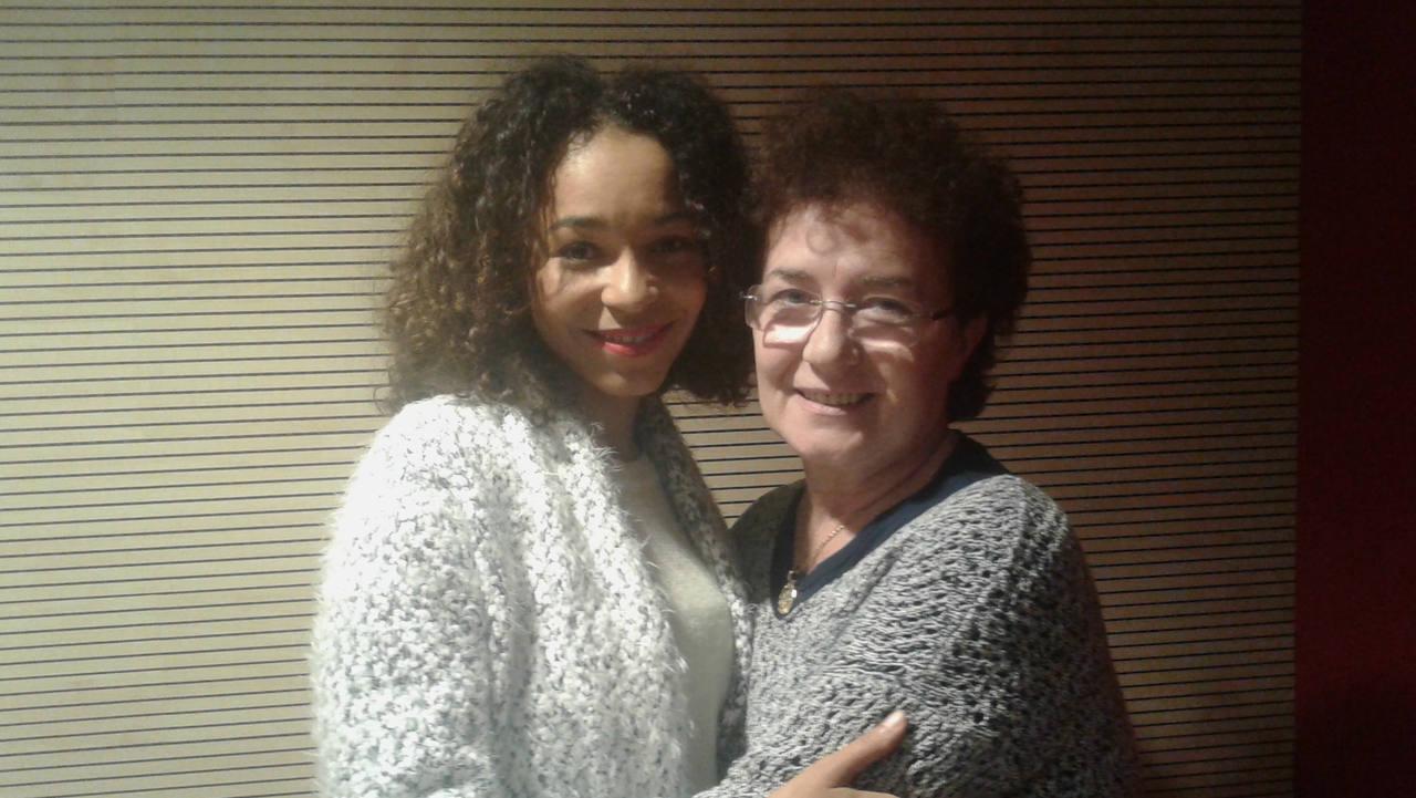 Beatriz Carvajal y Montse Plá