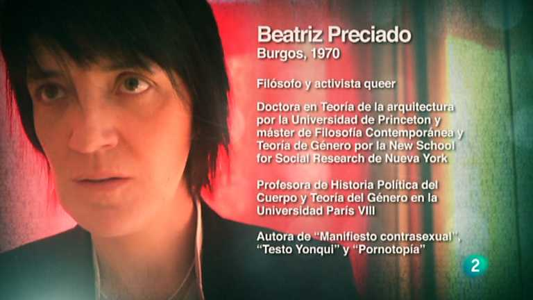 Pienso, luego existo - Beatriz Preciado