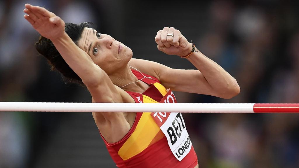 Beitia, eliminada al no superar el listón en 1,92 en la final del Mundial de Londres