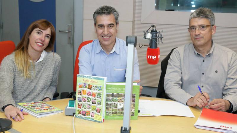 Belén Dorado, Arturo Martín y Rosendo Elvira