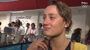 """Belmonte: """"He luchado muchísimo los últimos 50 metros"""""""