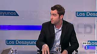 Los desayunos de TVE - Ben Rattray, fundador de change.org
