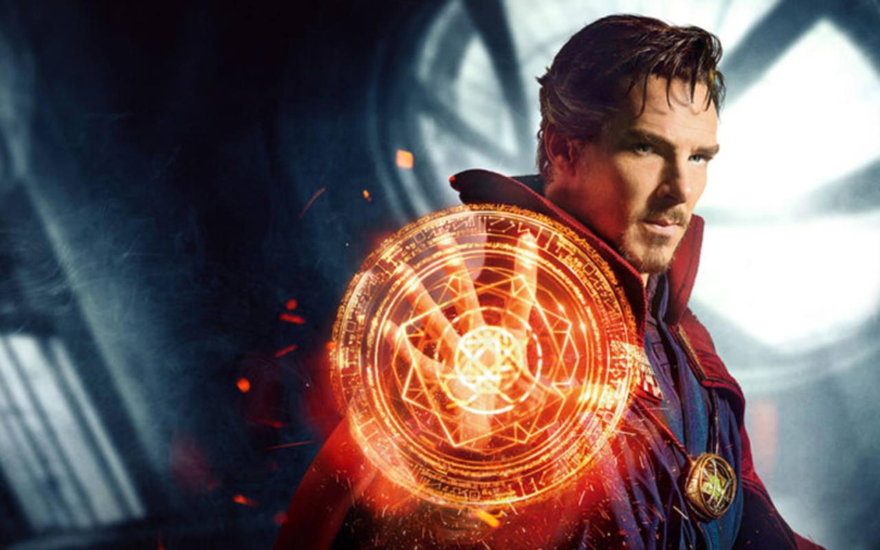 Benedict Cumberbatch es el Doctor Extraño perfecto