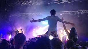 Benicàssim dice adiós a cuatro días de música