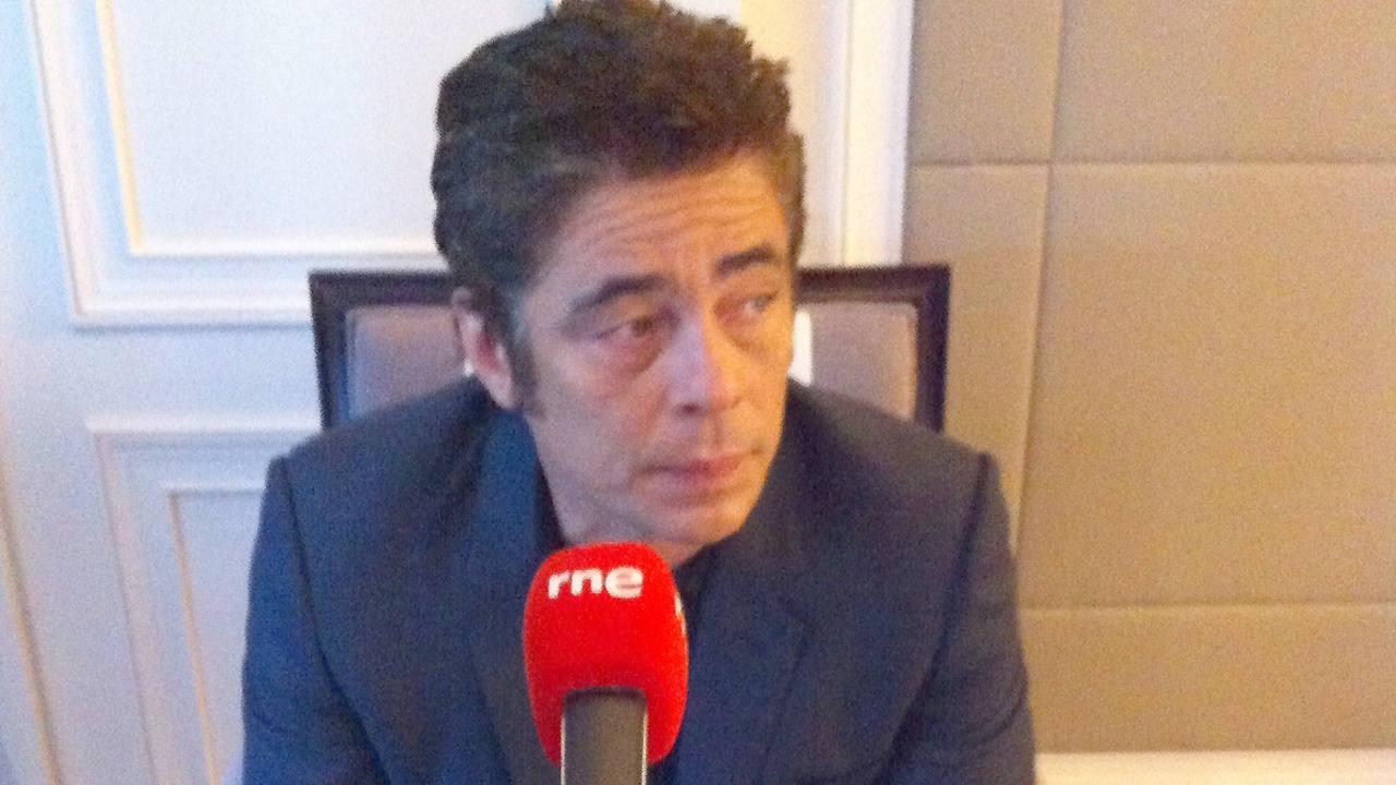Benicio del Toro da vida a un cooperante en la guerra de los Balcanes en 'Un día perfecto'