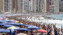 Ir al VideoBenidorm, ciudad de turismo masivo, quiere ser Patrimonio de la Humanidad