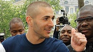 Benzema y Cristiano, felices con la ampliación a Mourinho