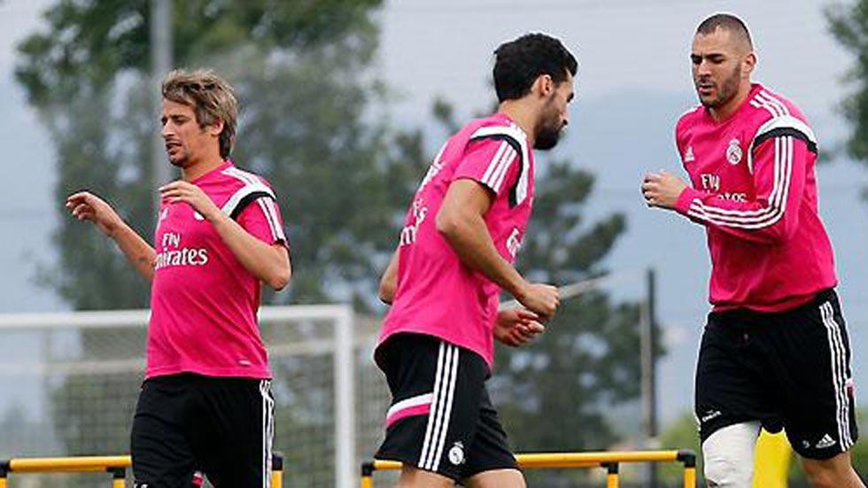 Benzema puede reaparecer ante la Juventus