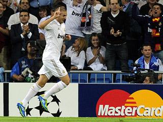 Benzema se reivindica (1-0)