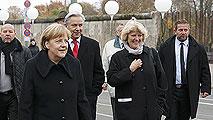 Ir al VideoBerlín conmemora la caída del muro 25 años después