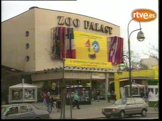 Berlinale 1990: Pedro Almodóvar, Antonio banderas y Victoria Abril presentan Átame