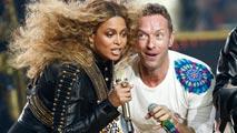 Beyoncé reina en el Super Bowl junto a Bruno Mars y Coldplay