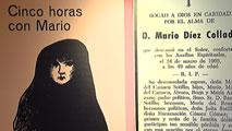 Ir al VideoLa Biblioteca Nacional inaugura mañana la exposición 'Cinco horas con Mario'