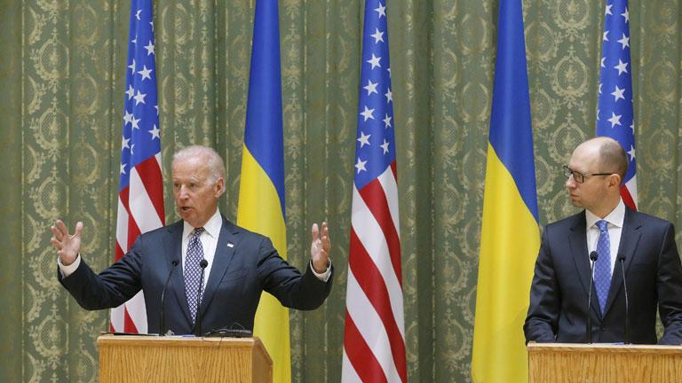EE.UU. apoya los cambios en Ucrania y promete más ayudas
