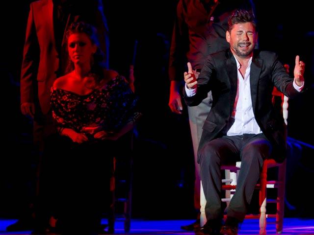 Poveda abre la Bienal de Flamenco de Sevilla con 'Historias de viva voz'