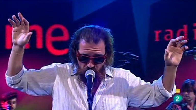 """Bigott - Extracto de """"Cannibal dinner"""" en Los conciertos de Radio 3"""