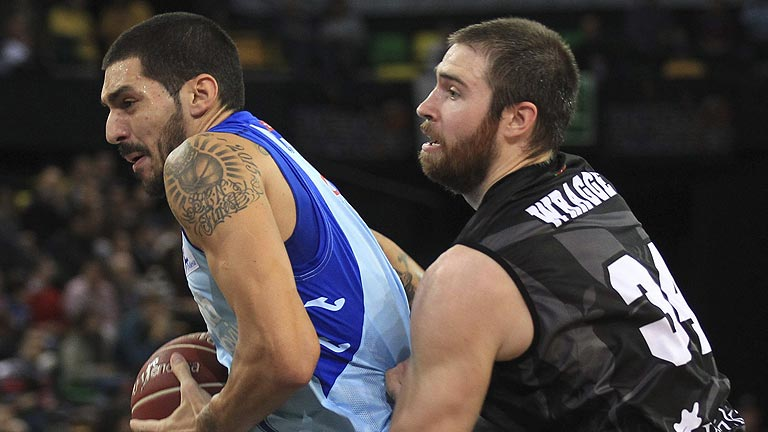 Bilbao Basket 64 - Estudiantes 63