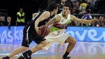 Bilbao Basket 93 - Laboral Kutxa 75