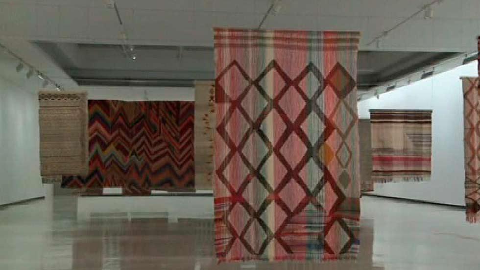 Bilbao muestra el arte textil de teresa lanceta noticias for Cerrajeros bilbao 24 horas