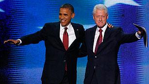 """Ver vídeo  'Bill Clinton: """"Obama ha tendido los cimientos de una economía exitosa""""'"""