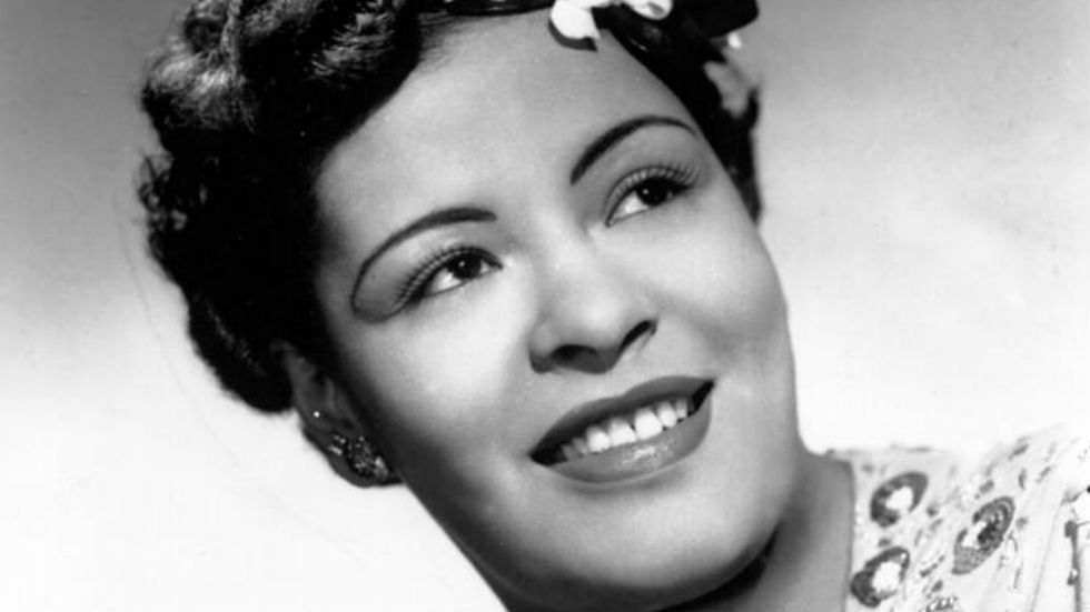 Jazz entre amigos - Billie Holiday