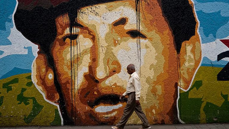 Hugo Chávez, de golpista a presidente de Venezuela