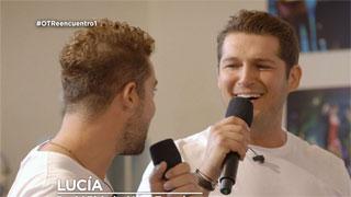 """OT. El Reencuentro - David Bisbal y Manu Tenorio, juntos de nuevo para cantar """"Lucía"""""""