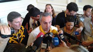 Alejandro Blanco se pronuncia sobre el Caso Mullera