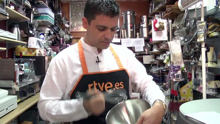 Blog saber cocinar c mo se hace la nata montada la - Como hacer nata para cocinar ...