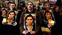 Ir al VideoEl bloguero saudí Raif Badawi gana el premio Sájarov a la Libertad de Conciencia del Parlamento Europeo