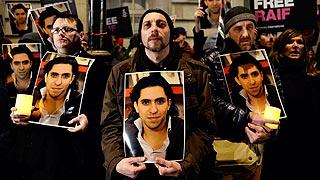 El bloguero saudí Raif Badawi gana el premio Sájarov a la Libertad de Conciencia del Parlamento Europeo