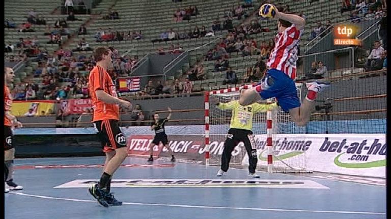 Balonmano - Liga de Campeones EHF - BM Atlético Madrid - Kadetten Schaffhausen - 25/03/12