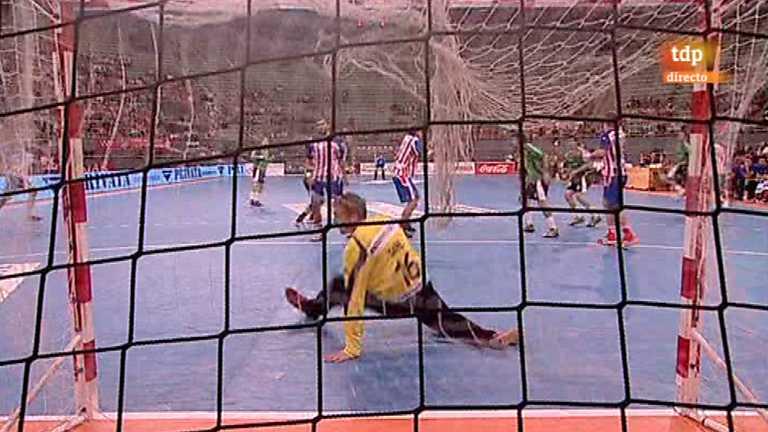 Balonmano - Liga ASOBAL. 3ª jornada - BM Atlético Madrid-Helvetia Anaitasuna