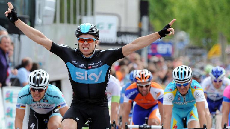 Boasson Hagen gana la etapa en la Dauphiné Liberé