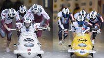 Bobsleigh A-4 Masculino - Campeonato del Mundo 2ª Manga. Königssee (Alemania)