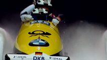 Bobsleigh A-4 Masculino - Copa del Mundo. 1ª manga (Whistler, Canadá)