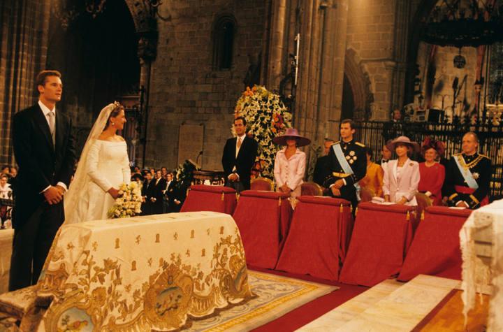 Resultat d'imatges de casament infanta catalunya