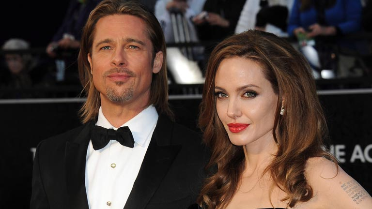 Corazón - Los preparativos de la boda de Brad Pitt y Angelilna Jolie