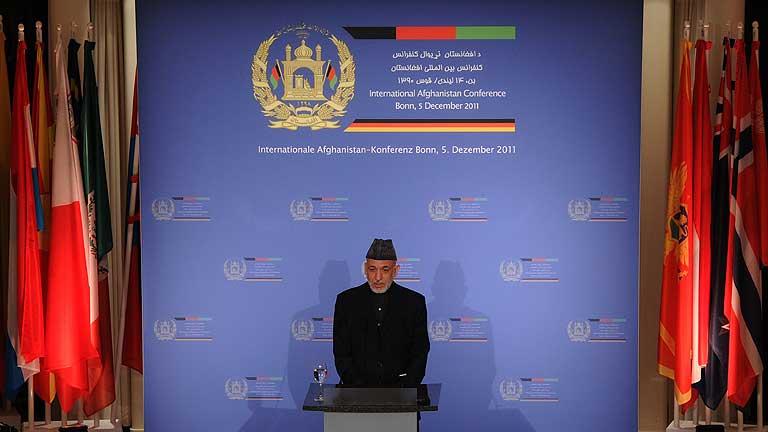 El boicot de Pakistán ensombrece la Conferencia de Bonn sobre Afganistán