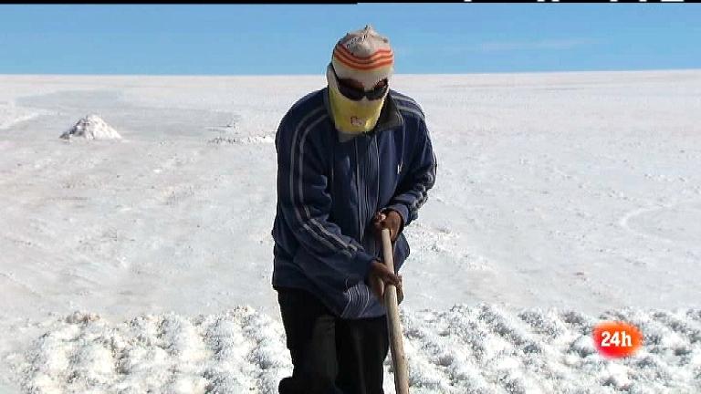 En portada - Bolivia, el reto del litio