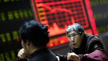 Ir al VideoLas Bolsas chinas cierran de forma prematura por primera vez al caer un 7%