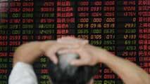 Ir al VideoLas Bolsas chinas cierran con pérdidas una jornada muy volátil