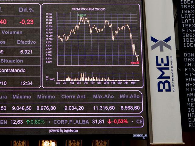 Las bolsas europeas se desploman más de un 3% por la crisis de Grecia y los datos de EE.UU.