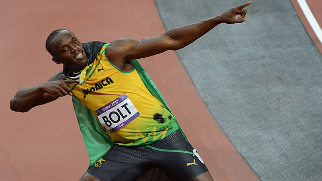 """Usain Bolt a TVE: """"Aún no soy una leyenda"""""""