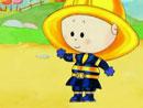 Imagen del  vídeo de Dougie Se Disfraza titulado BOMBERO